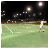 Tennis & Netball Lighting